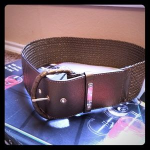 Michael Kors made in italy belt